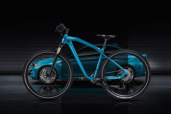 BMW Cruise M Bike Limited Edition | Baxtton