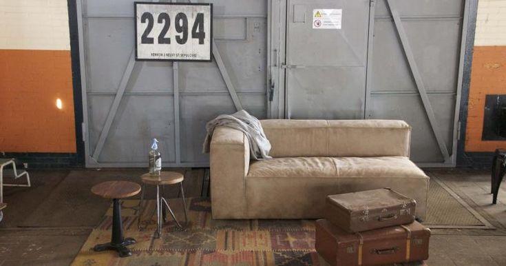 Summer - Het Anker #bank #sofa