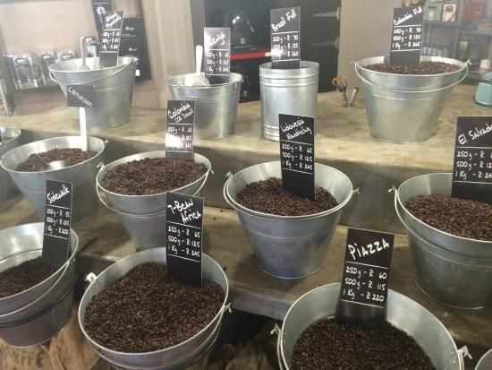 Beans About Coffee - Dullstroom, Mpumalanga, South Africa