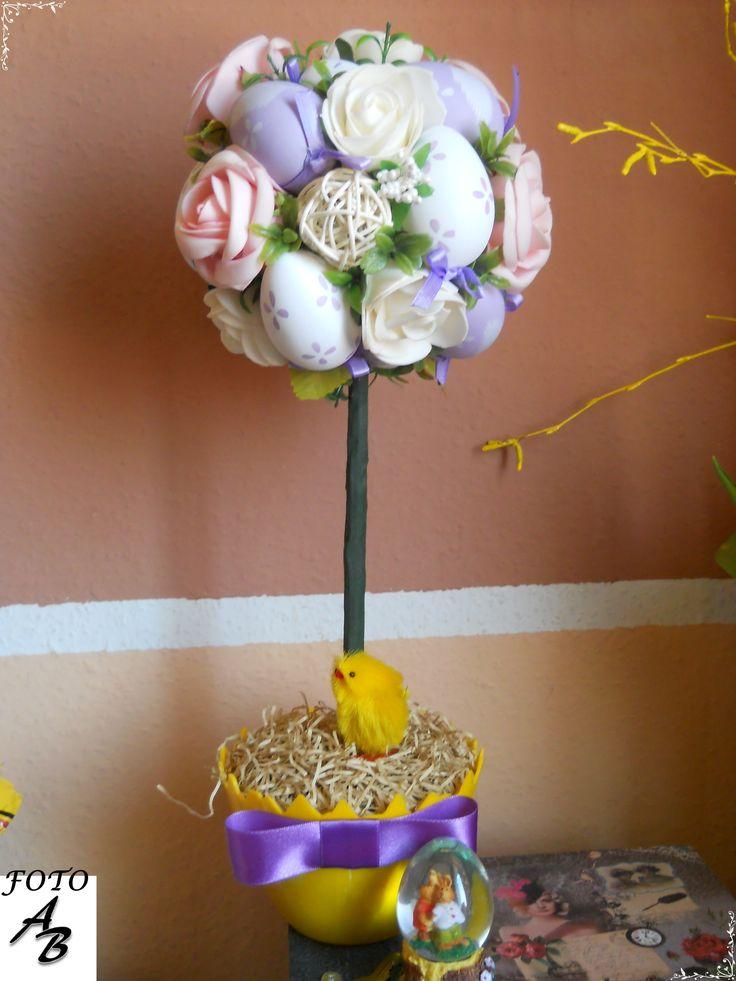 Easter tree / Drzewko Wielkanocne
