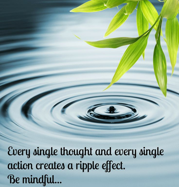 Quotes About Water Ripples Quotesgram