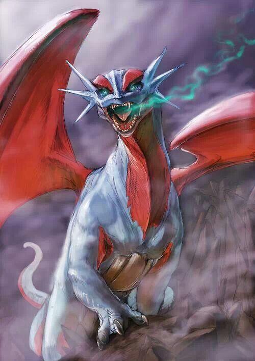 Woah... Best realistic pokemon art ever.