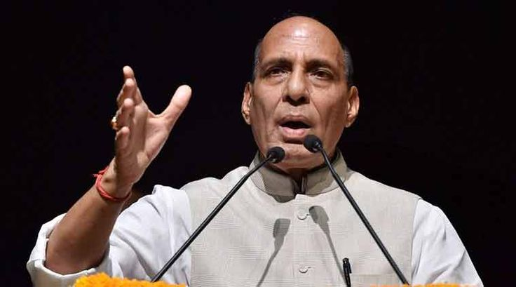 We don't count bullets while retaliating, says Rajnath Singh