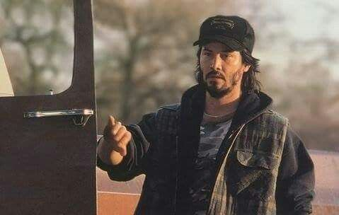 Keanu Reeves in The Gift as Donnie Barksdale   The Gift Movie ...