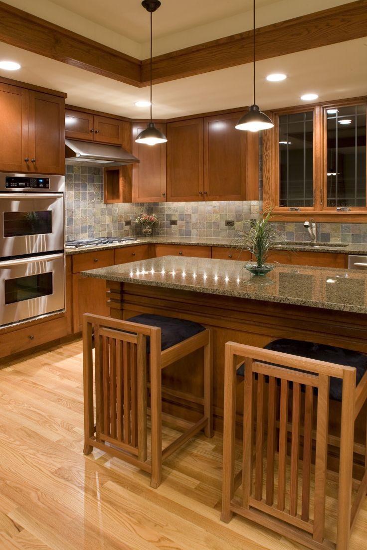 Best 25 prairie style homes ideas on pinterest prairie for Frank lloyd wright kitchen ideas