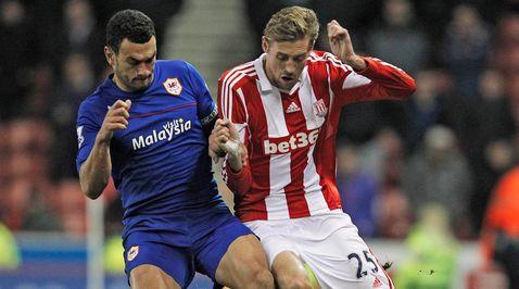 Reports: Liverpool targeted Cardiff defender Caulker set for QPR medical. #QPR #Hoops #Caulker #Transfer