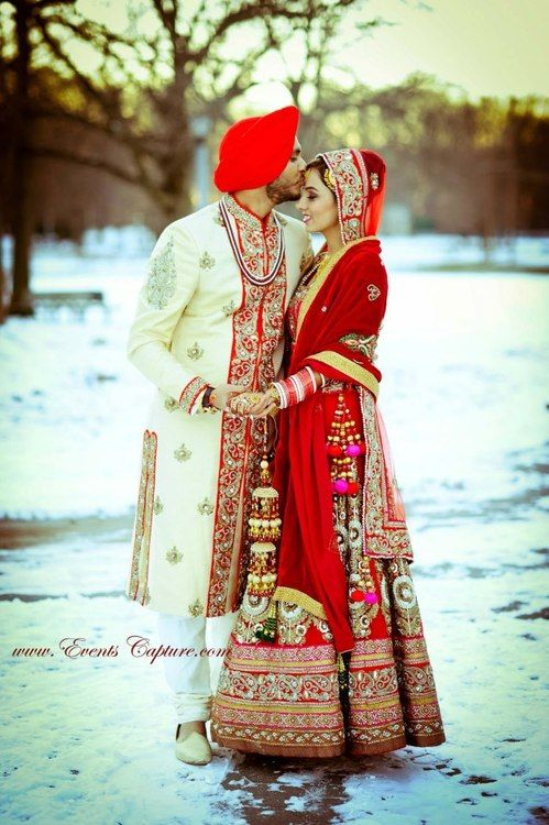 Sikh Wedding - When two souls become one