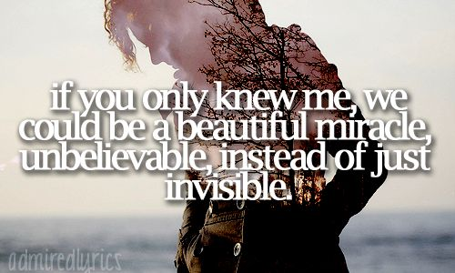 Invisible - Taylor Swift honestly don't know how many times I have cried while listening to this song.