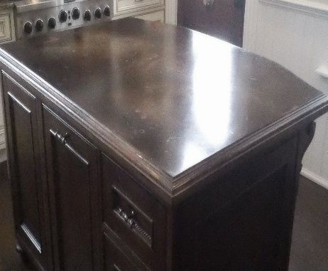 How To Re Seal Coat Concrete Counter Top How To Cement ...