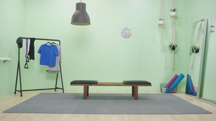 Ways to create a zen gym hgtv happy pinterest
