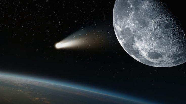 Polscy pasjonaci astronomii odkryli nową kometę #nauka
