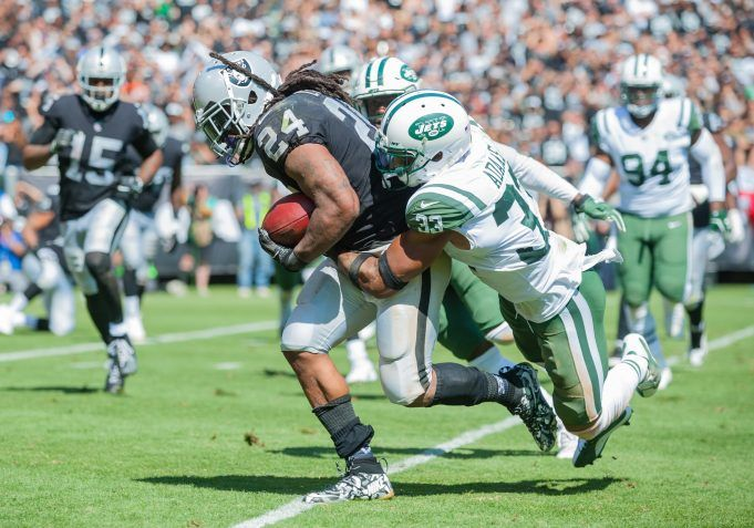 On Sunday the Jets defense continued the struggles it showed in Week 1, allowing 410 yards in a 45-20 loss to the Oakland Raiders.