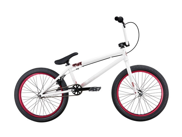 "Kink ""Whip"" 2013 BMX Bike white"