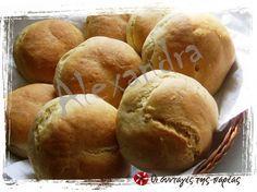 Ψωμάκια τραγανά