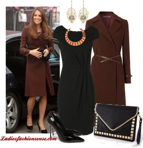 Lady Kate Middleton: Look For Less