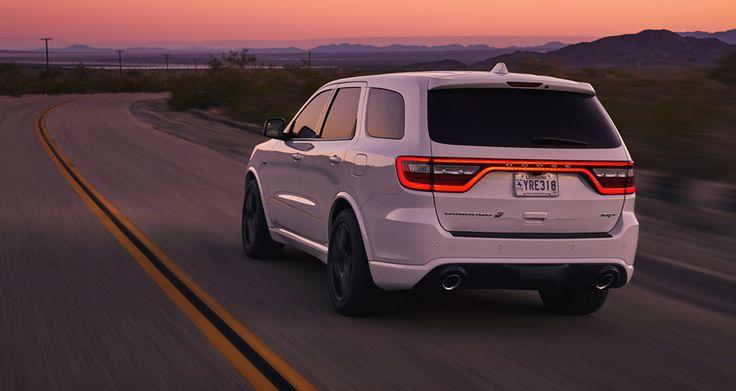 Кроссовер Dodge Durango SRT предложил дрэг-рейсинг вшестером — ДРАЙВ