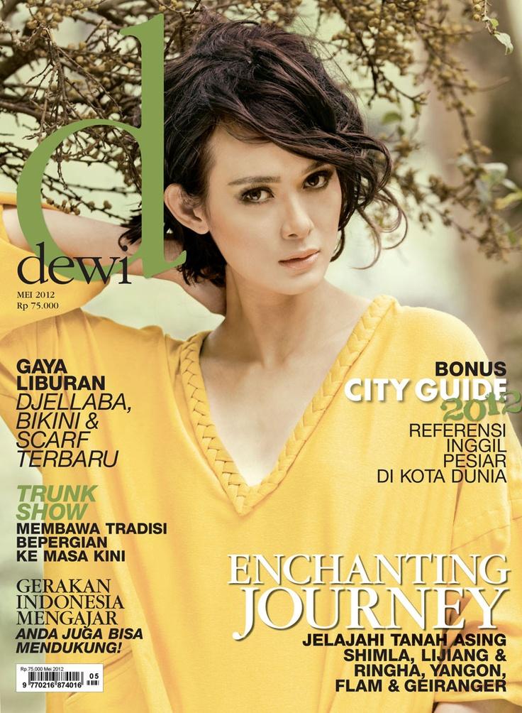 May 2012,    Model: Renata Kusuma,  Photographer: Anton,  Stylist: Karin Wijaya,  Make up & Hair do: Gusnaldi Salon,  Wardrobe: Hermes