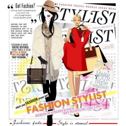 What Is a Fashion Stylist | As I mentioned to you all in this post ...