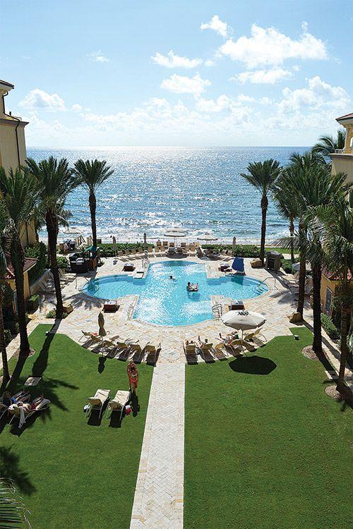 The Eau Palm Beach Resort