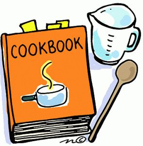 Image result for cook book images