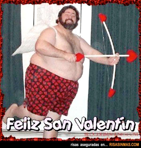 Tarjetas de San Valentín divertidas.: Happy Valentine'S, Funny Pictures, Valentines Day, Funny Quotes, Funny Valentines, Funny Stuff, Cupid People, Funnies, Happy Valentines