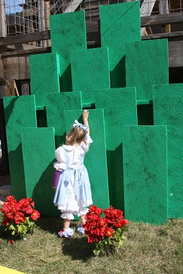 Wizard of Oz theme party - A Learning Journey: W is for We're Off to See the Wizard