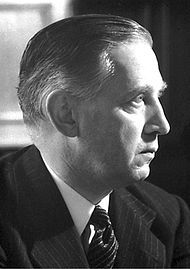 Sir Edward Victor Appleton, GBE, KCB, FRS (6 September 1892 – 21 April 1965) was an English physicist. who was awarded the 1947 Nobel Prize in Physics.