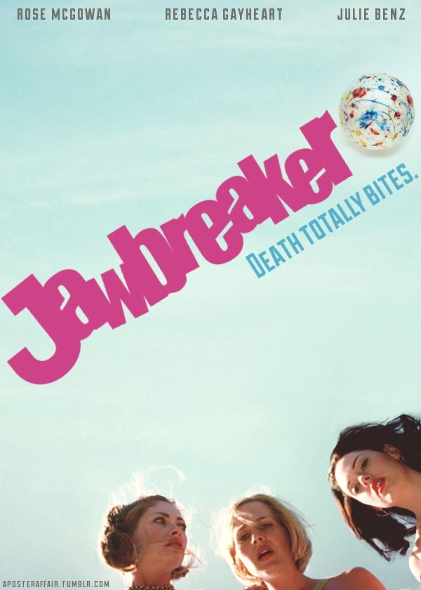 1000 Images About Jawbreaker On Pinterest Rose Mcgowan