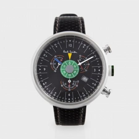 Paul Smith Men's Watches - Black 531 Chronograph Watch