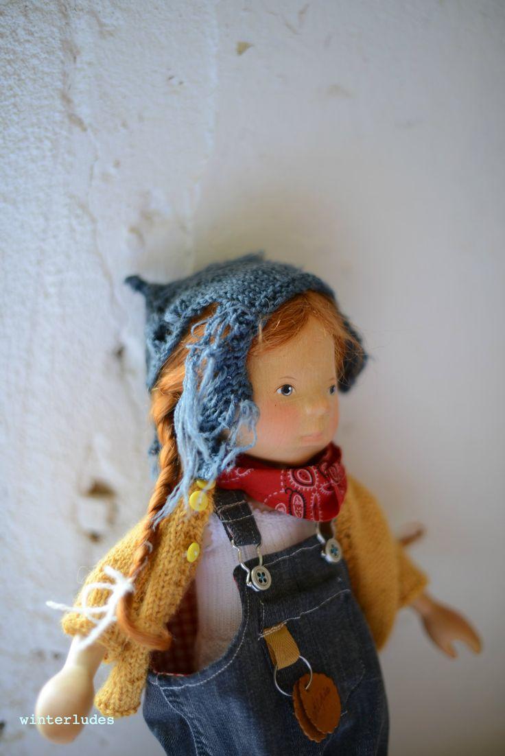 Tomboy Toys For Girls : Best images about elisabeth pongratz dolls on pinterest