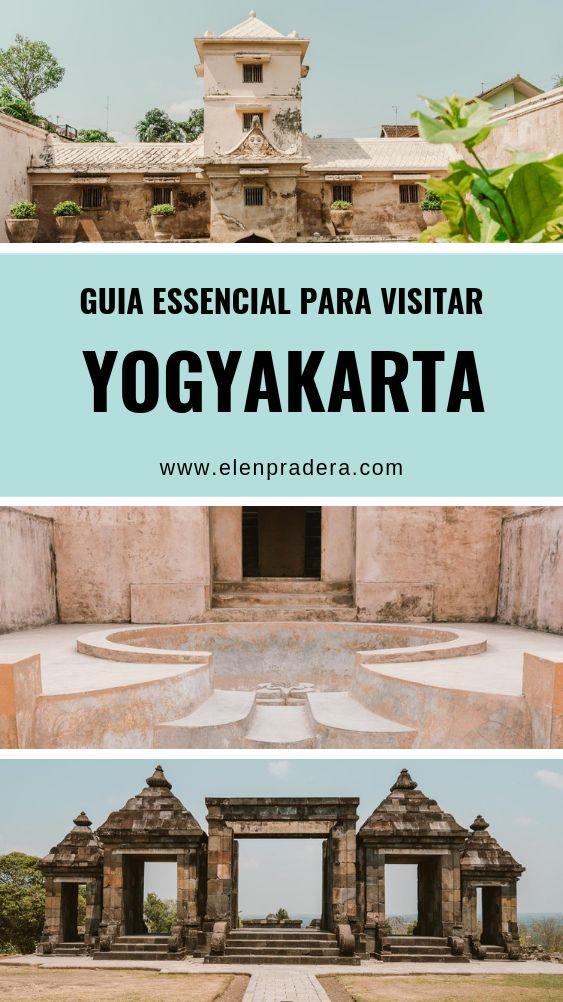 Guia essencial para conhecer Yogyakarta, na Indonésia