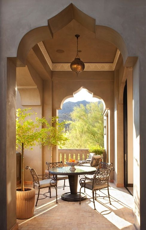 casbah cove is a luxury designed moroccan riad by gordon stein design nestled in palm desert californias most upscale gated community bighorn golf club - Interior Design Palm Desert