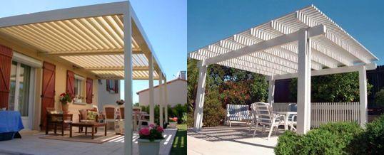 P rgolas de 538 218 terraza pinterest terrazas buscar con google y buscando - Perfiles aluminio para pergolas ...