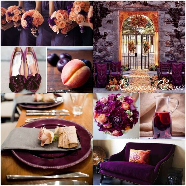 1000 ideas about peach wedding decor on pinterest cocktail table decor wedding pom poms and. Black Bedroom Furniture Sets. Home Design Ideas
