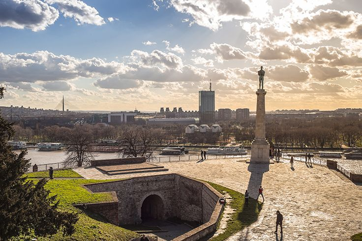 Belgrade's Kalemegdan Fortress is a stunning backdrop for a festival. - Provided by Lonely Planet Serbia