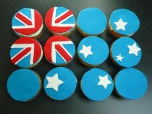 Australia Day Cupcakes (2012)