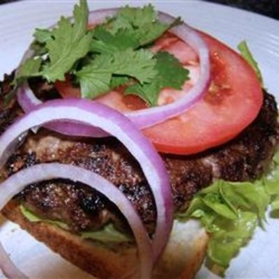 Best Burgers Ever: Healthy Weights Loss, Grilled Burgers, Hamburg Buns, Cute Ideas, Food And Drinks, Weights Loss Meals, Art Recipes, Healthy Recipes, Lamb Burgers
