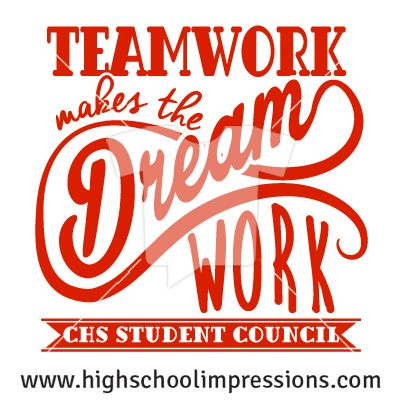 High School Impressions: Senior T-Shirts, Custom Student Council T Shirts, DECA, FBLA, High School Club TShirts - Create your own design for t-shirts, hoodies, sweatshirts. Choose your Text, Ink and Garment Colors.SC-055-w