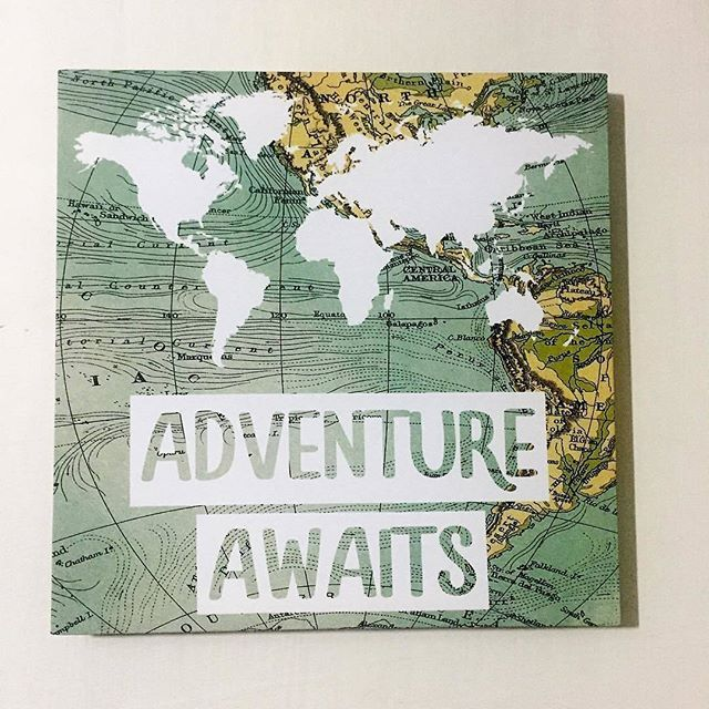I can't wait for more adventure in 2017! What will your new years resolution be? 😊 #travelqoutes ( #📷 @cresnelle via @latermedia )