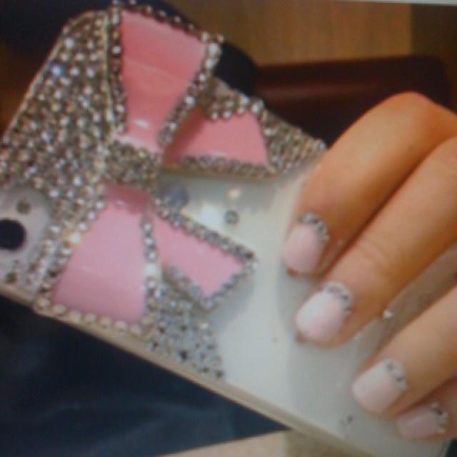 Cute Girly iPhone Case.