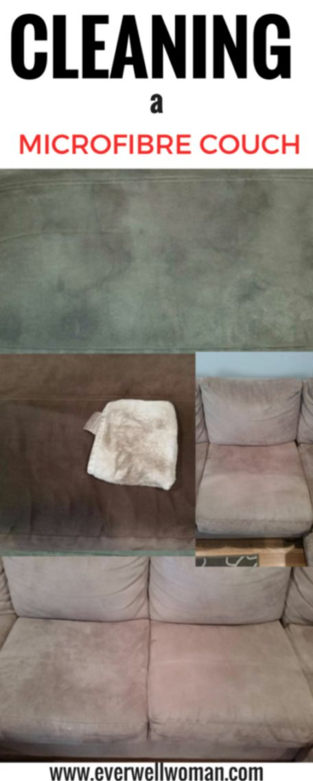 This cleaning hack will amazingly clean your microfibre couch and make it like new. – FIT/NSTANTLY