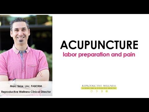 Acupuncture can ease Labor Pains! - YouTube