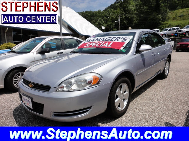 $8999 - 2G1WT58K369345499 - 2006 Chevrolet Impala LT at Stephens Auto Center -  Call us! We'll make a deal on this great work car! 866-270-1896
