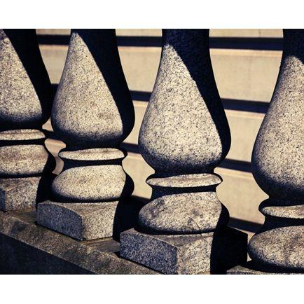 South Africa House, Trafalgar Square, London: balustrade detail | RIBA