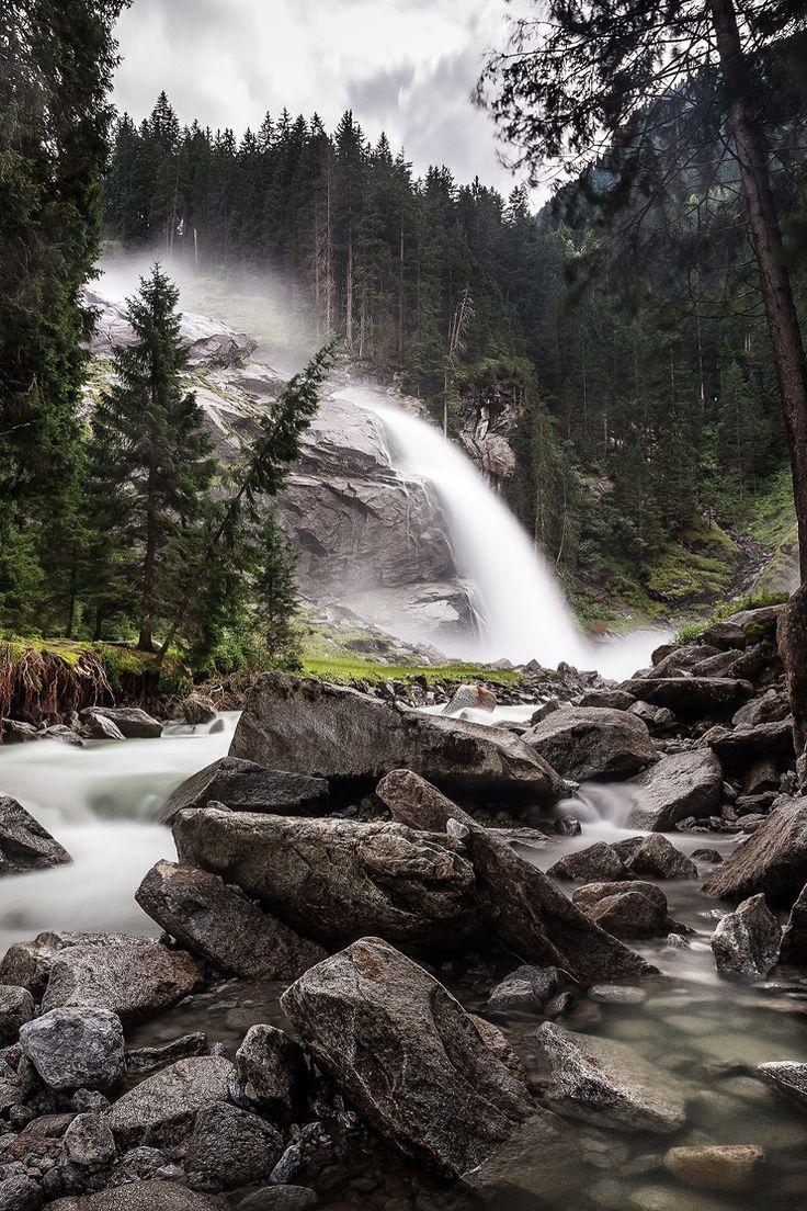 Krimmler Waterfall, Austria Jonathan Hirschler