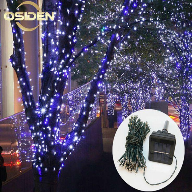 Ucuz 22 M 200led 12 M 100LED Güneş Noel Led dize ışık RGB tek renk için Dekorasyon Işık Bahçe ışık Tatil açık Peri, Satın Kalite aydınlatma dizeleri doğrudan Çin Tedarikçilerden: perakende 22m güneş açtı string ışık rgb tek renk 200 için led ışık dekorasyon yılbaşı bahçe ışık ücretsiz nakliyeKullan
