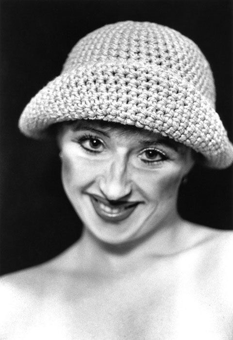 Cindy Sherman Untitled 1975, 16 3/8 x 11 1/16 inches, Courtesy of Cindy Sherman & Metro Pictures