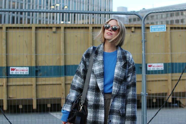 Coat and pants from Monki, knit from Designers Remix, boots from Mango, bag from Prada and sunglasses from Gucci. Follow me on BloglovinandInstagram