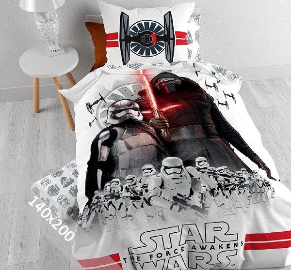 Disney Dekbedovertrek - Star Wars - The Force - 140x200 cm