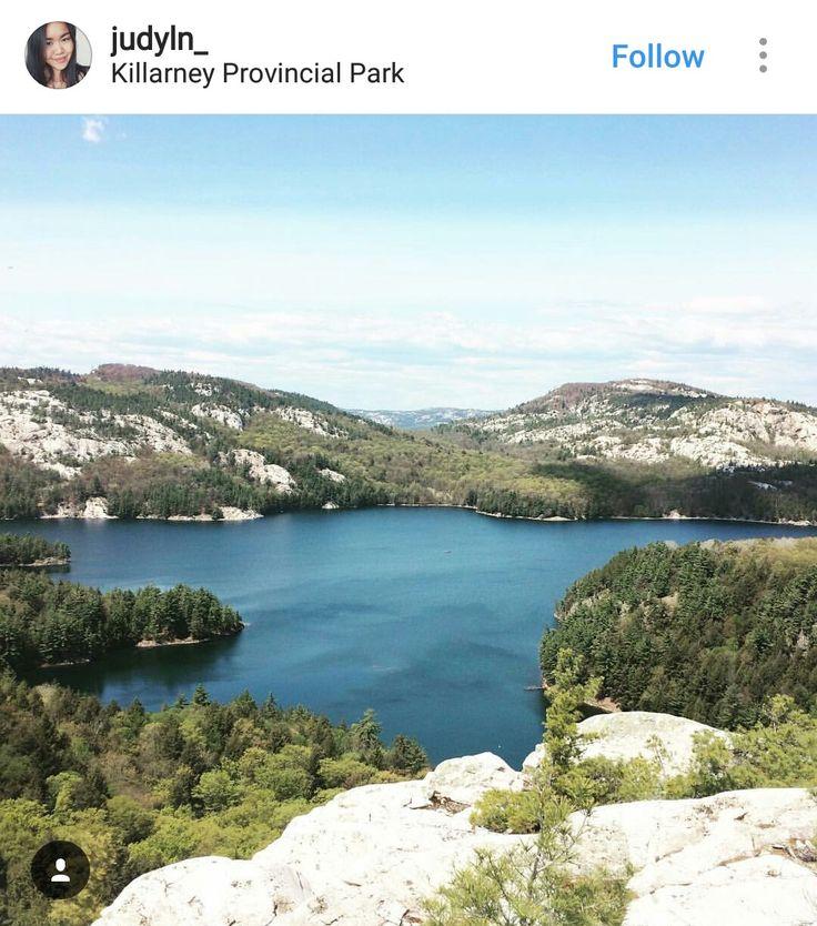 Killarney, Ontario parks